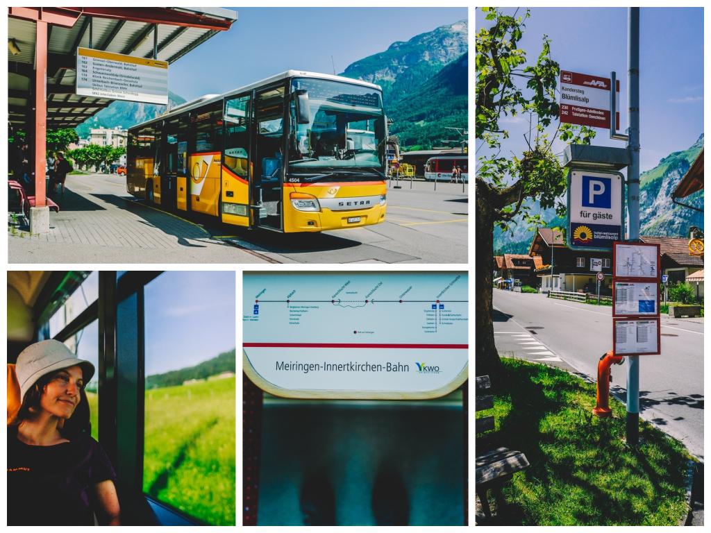 Swiss Travel Pass zum Oeschinensee