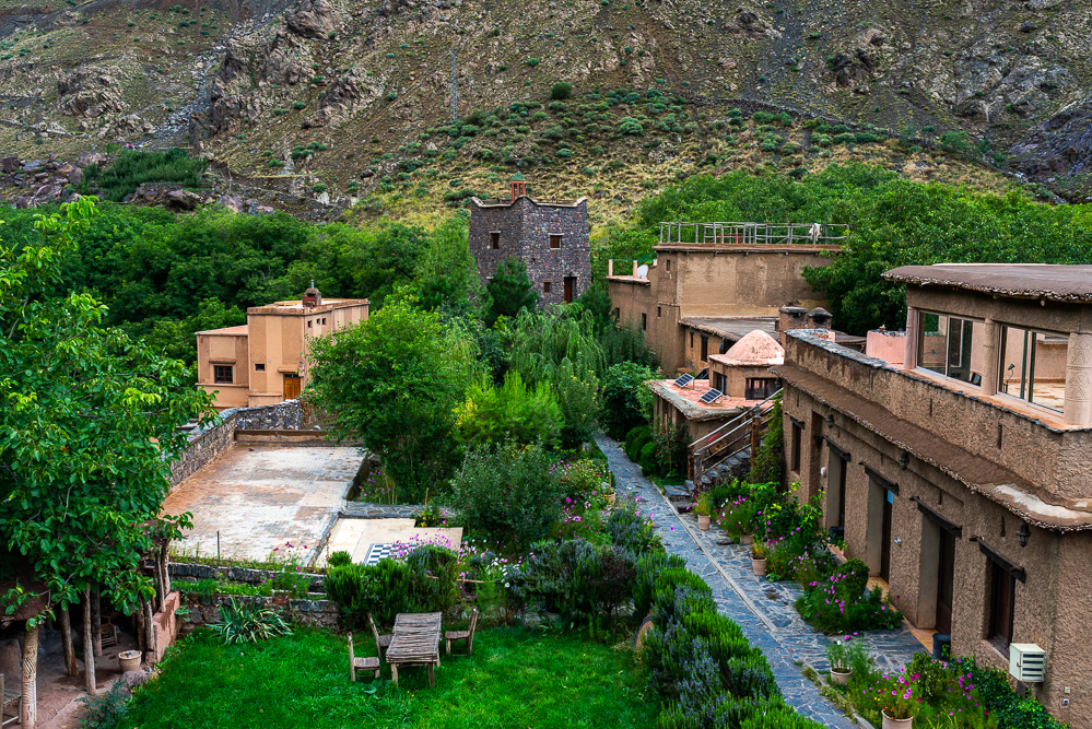 Kasbah du Toubkal National Geographic Unique Lodges of the World