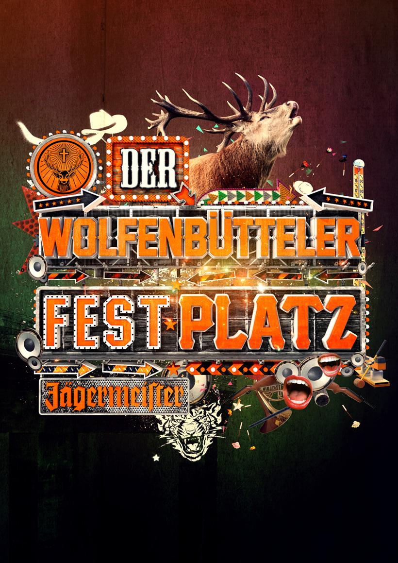 Was könnte es zum Start in die neue Woche besseres geben, als grandiose Aussichten auf die nächste Feierei?! Der JÄGERMEISTER Wolfenbütteler Festplatz kommt nach Berlin und ihr solltet euch dieses musikalische Spektakel nicht entgehen lassen!!!