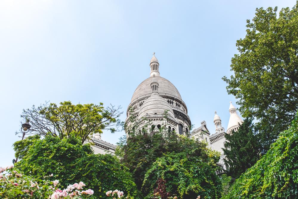 Kurztrip Paris zu Fuss Fete Nationale Le Pavillon