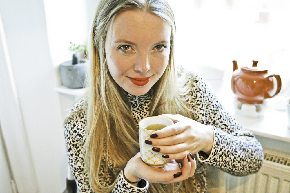 Neues von den Teetanten (und dem Teeonkel) #GeenIsTheNewBlack