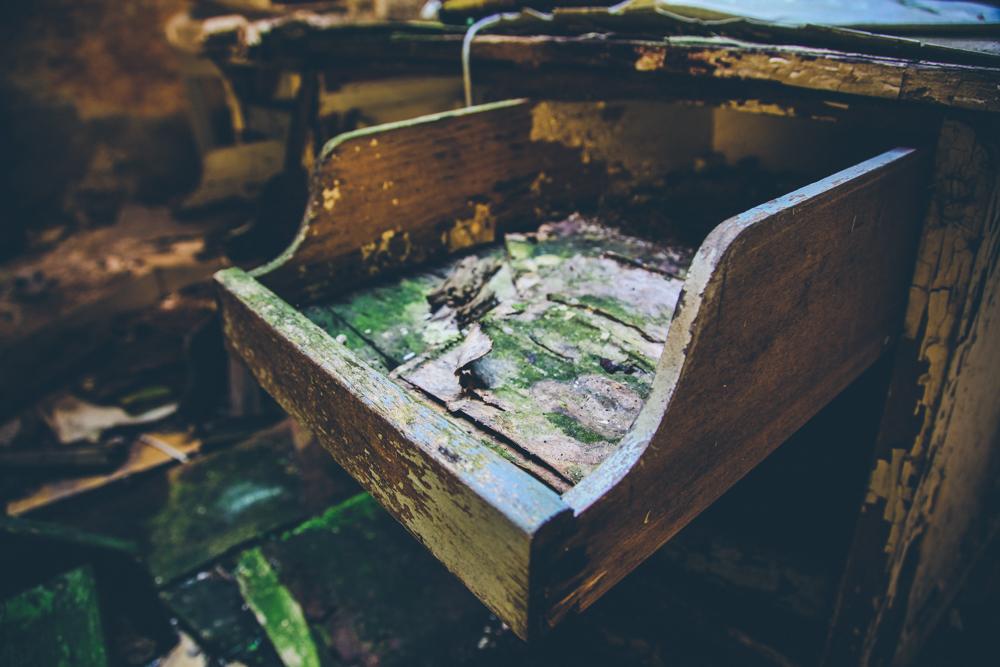 Lost Places: Die alte Mühle in Bad Kleinen - Auf Entdeckungstour