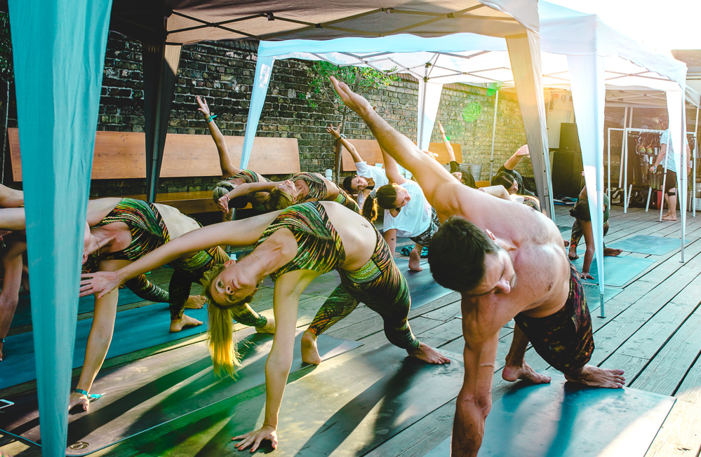 Lululemon Sweatlife Festival Berlin 2018