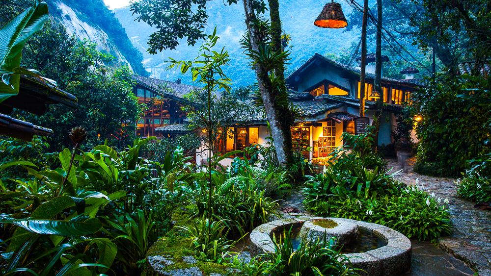Das Inkaterra Machu Picchu Pueblo Hotel in Peru