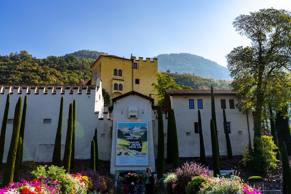 Meran Tipps Schloss Trauttmannsdorff