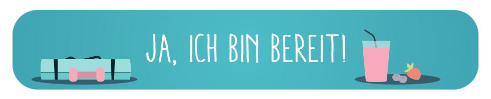 Mach mit und werde aktiver Teil unserer Tchibo Community Aktion - Wir starten gemeinsam fit ins neue Jahr #BeFitBeYou