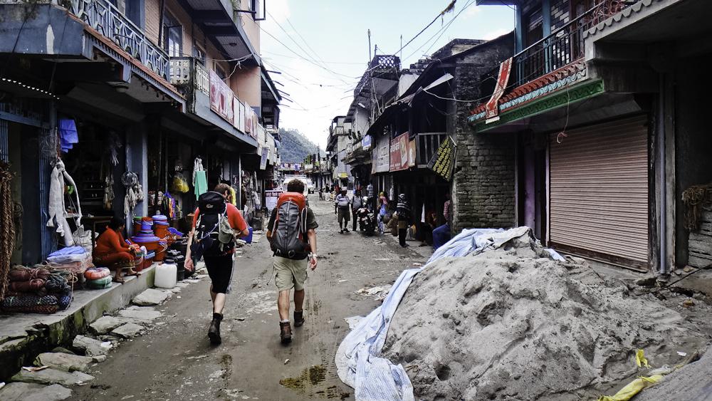 Trekking in Nepal: Zwischen Tempeln und den höchsten Berge unseres Planeten