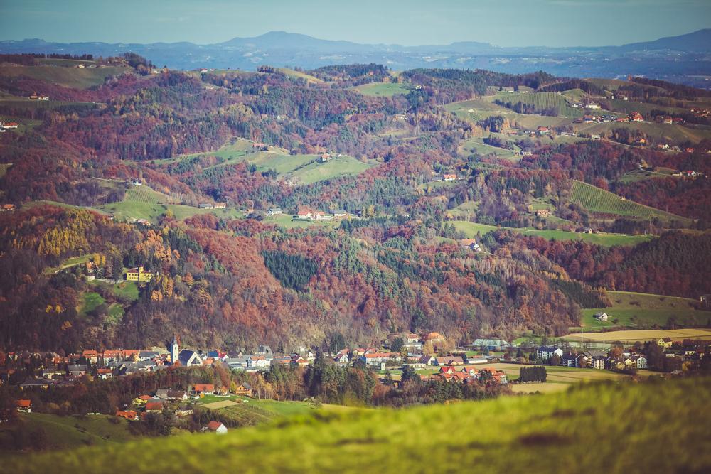 PURES LEBEN Österreich Steiermark Ferienhaus