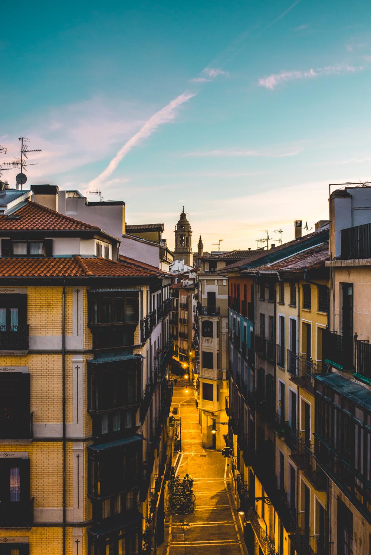 Pamplona Tipps Navarra Roadtrip Route