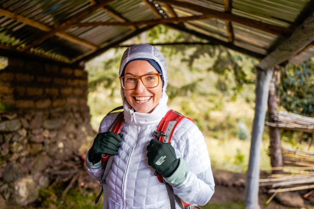 Peru Packliste für die Anden Wanderung Lares Trek GAdventures