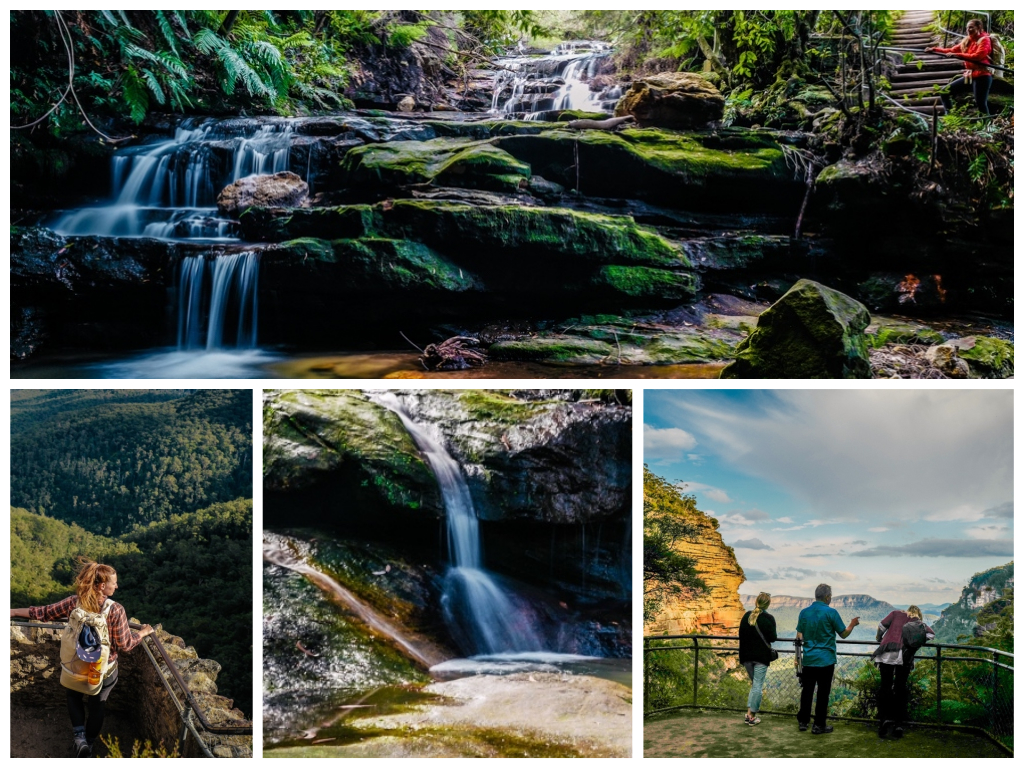 Sydney Tour Empfehlungen Australien City Trip Blue Mountains Waterfalls, Scenery and Sunset Tour