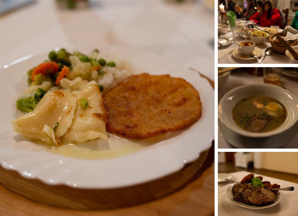 klassische Polnische Gerichte Roadtrip-Karpaten-Polen-Dwor-Kombornia-Hotel-4
