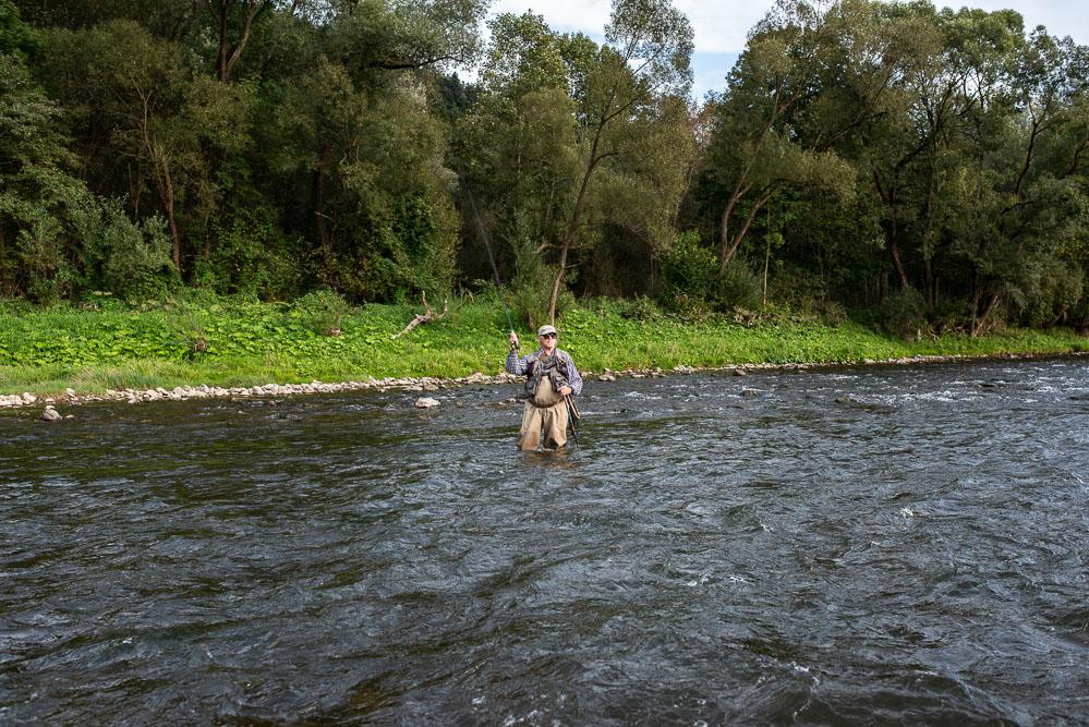 Roadtrip-Karpaten-Slowakei-Dunajec Polen Angeln Fishing Fish Bass Carpathia