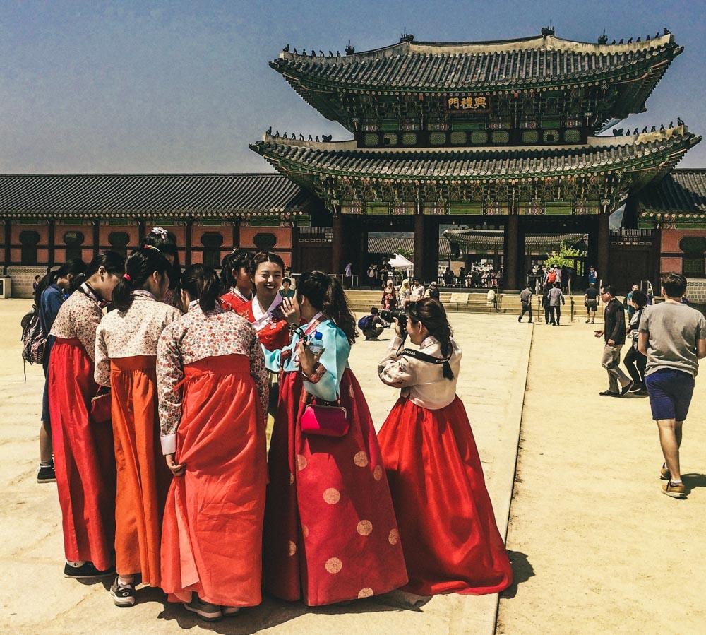 Seoul - die Hauptstadt Südkoreas, mehr als eine Reise wert!