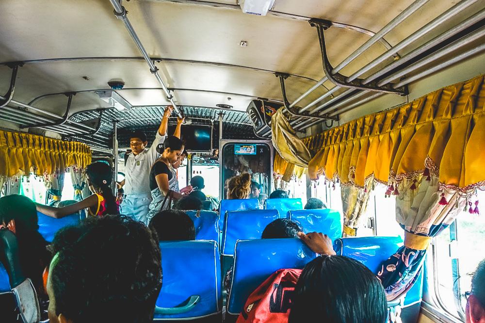 Sri Lanka Backapcking Tipps