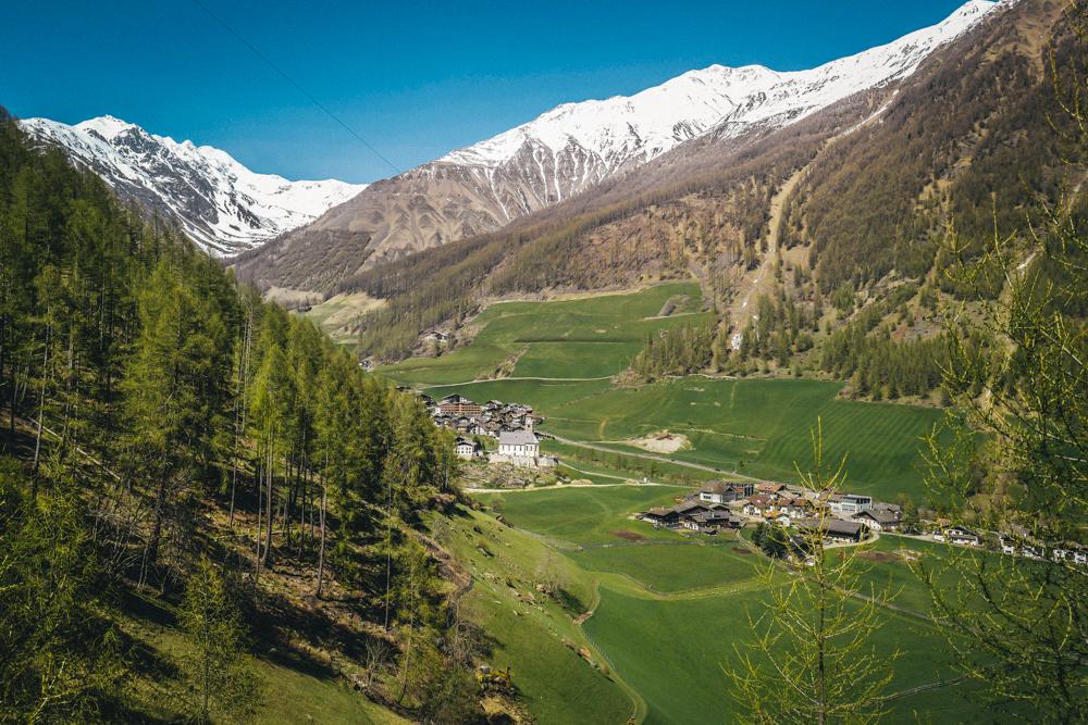 Südtirol Balance Erlebnis