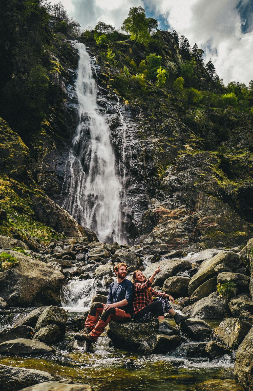 Südtirol Balance Erlebnis: Mein Balance Tag rund um den Partschinser Wasserfall