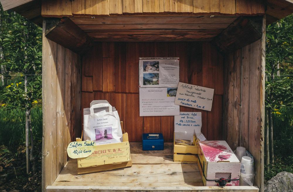 Südtirol Balance Erlebnis Erfahrungsbericht Freiseindesign