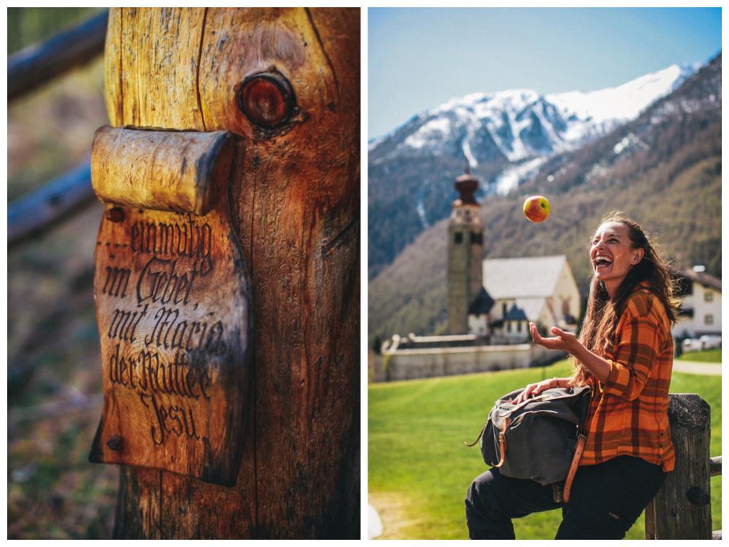 Südtirol Balance Erlebnis: In der Stille liegt die Kraft