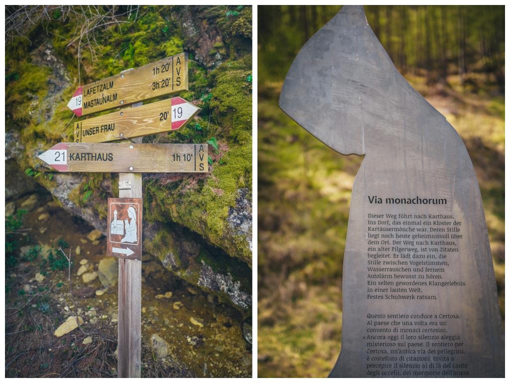 Südtirol Balance Erlebnis Freiseindesign