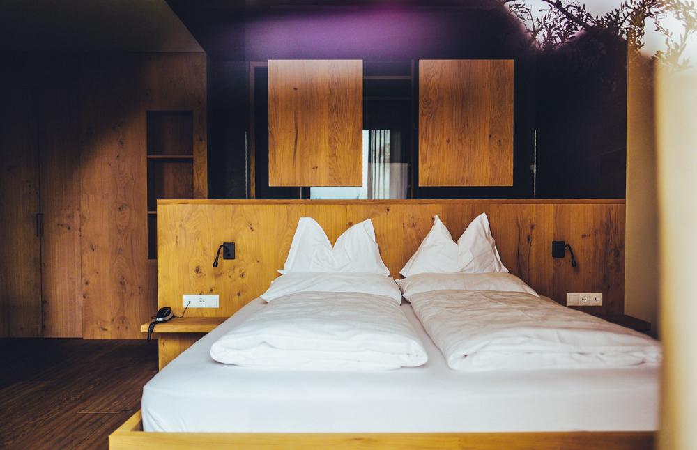 Unser Hotel: Das Wanda in Kaltern