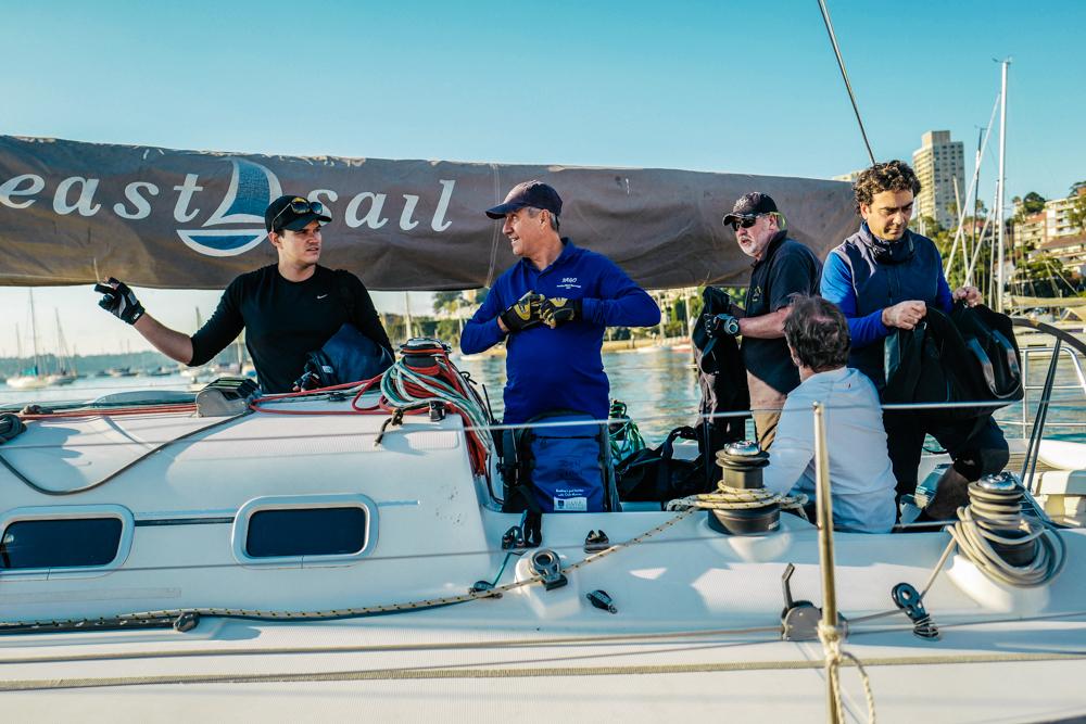 Sydney Tour Empfehlungen Australien City Trip Club Race mit EastSail