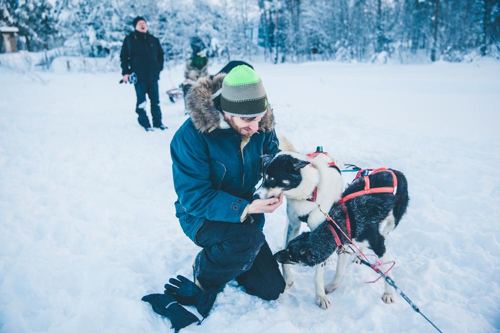Urlaub in Schweden im Winter