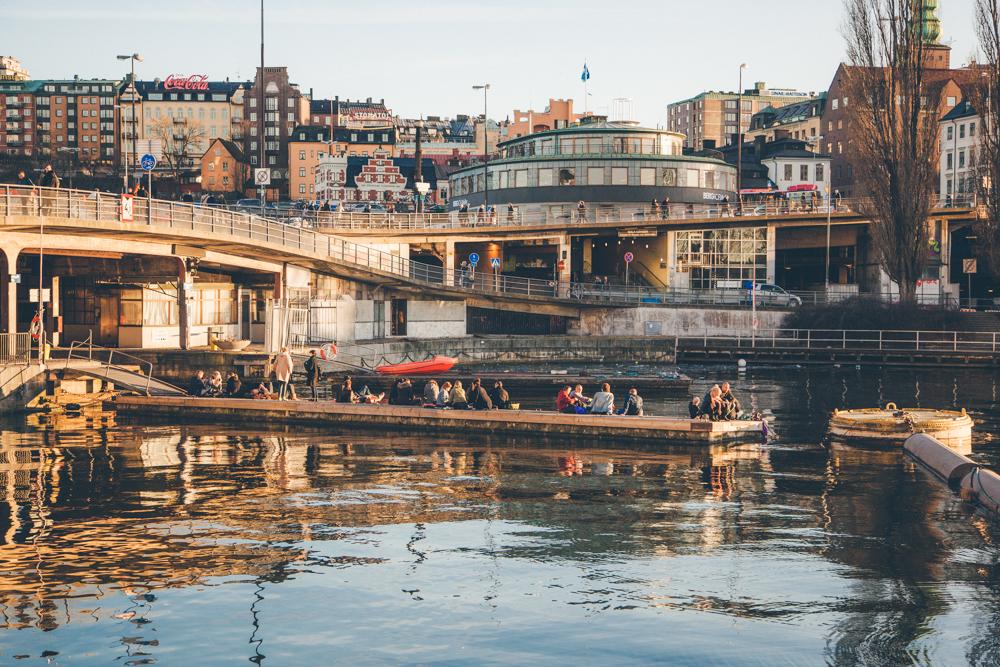Ein Sonntag im September in Stockholm