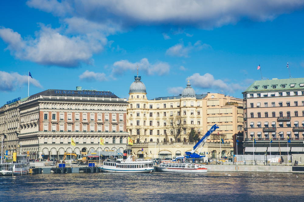 Schweden urlaub Stockholm