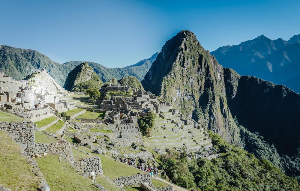 Auf den Spuren der Inka: Von Cusco aus nach Machu Picchu