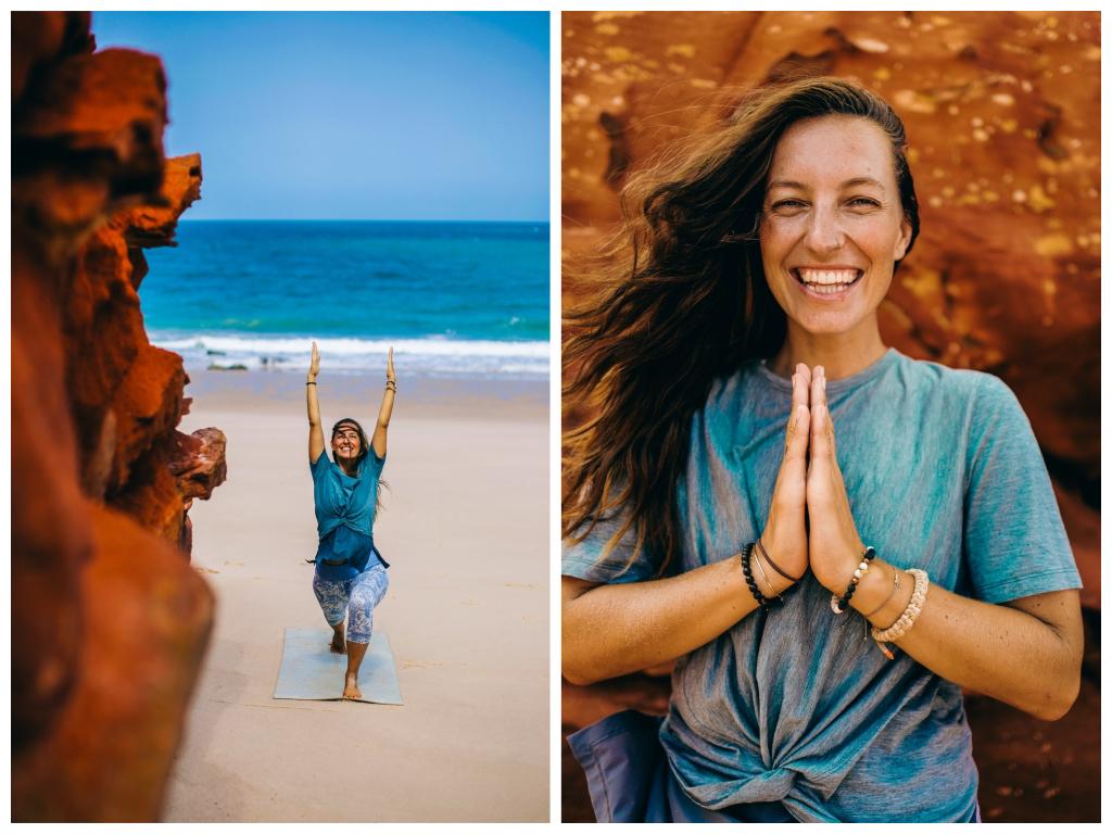 Yoga Trainerin Friederike Franze