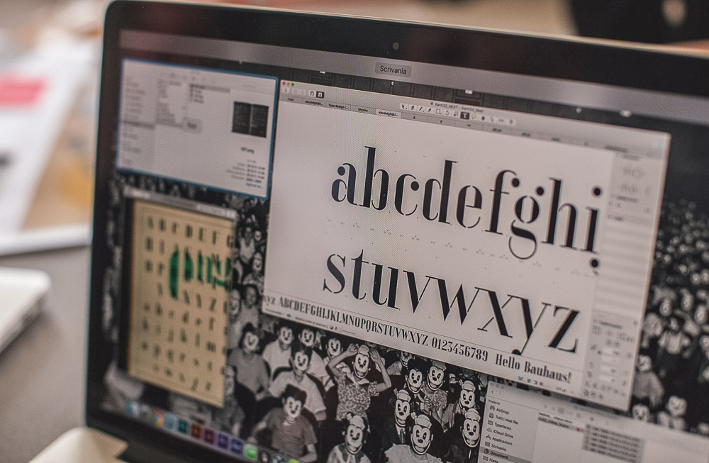 scrivania adobe font tool