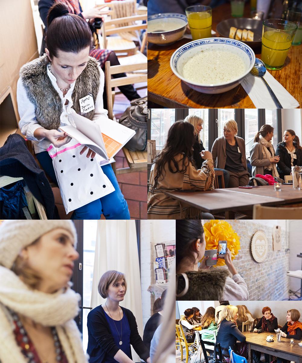 BLOGST WORKOUT im Hauptstadtquartier /// Bloggen als Business FSD FOTO