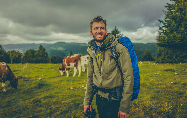 Tobi und die Kühe