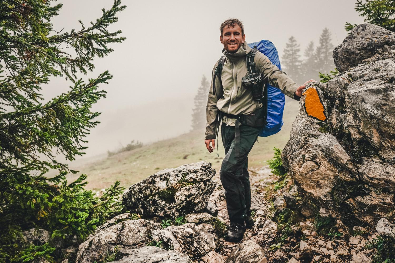 Der Jura Höhenweg: Unterwegs auf dem Fernwanderweg Nummer 5
