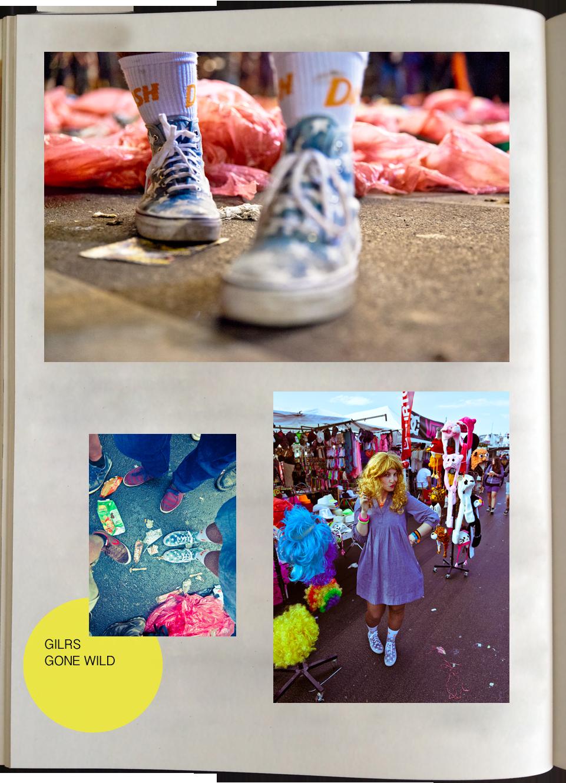Mein großes GOERTZ FESTIVAL SCHUH-TING: 2 Wochen Regen und Sonne satt, gefühlte 20 Koffer, 9 Paar Schuhe und jede Menge Klimbim FSD FOTO