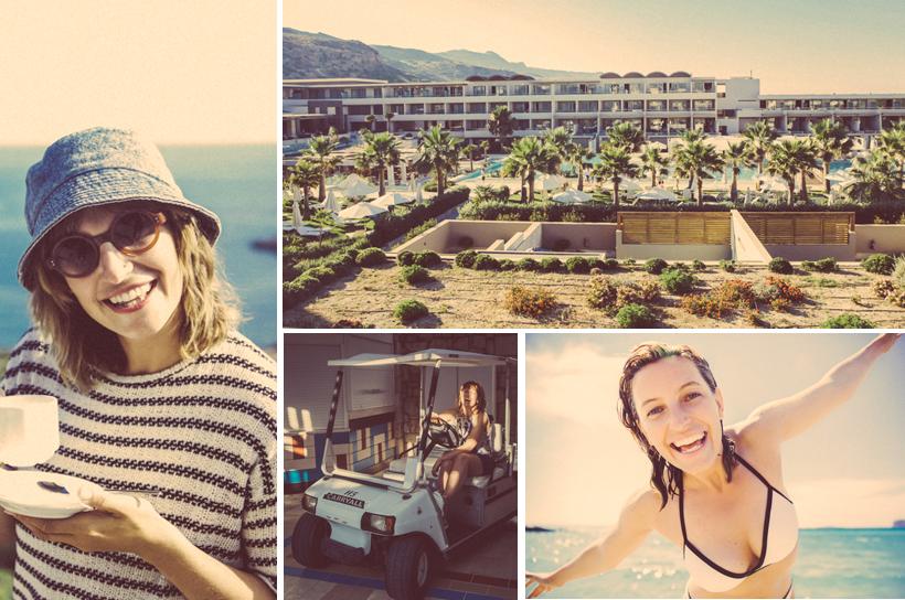 Kreta: Ausflug zwischen Olivenhainen, griechischer Krise & Poolparty