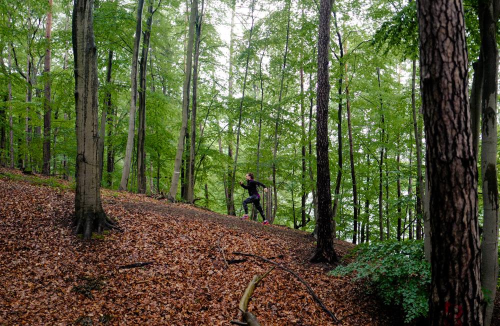 Hoka One One Laufschuhe Trailrunning