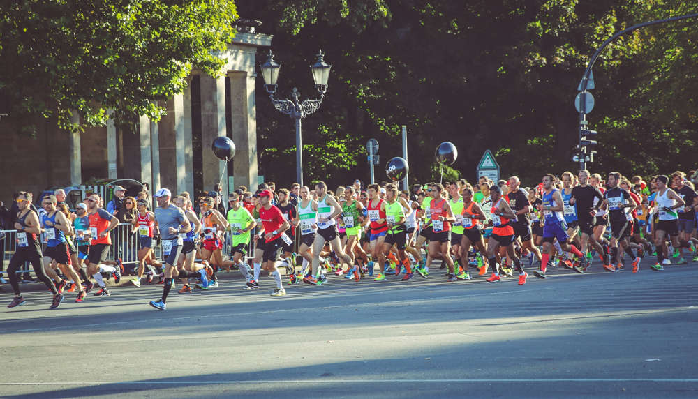 #RESTANDRUN mit dem HOLIDAY INN: Wer Marathon läuft, sollte auch wie ein Profi ruhn!
