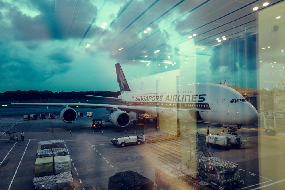 Nachhaltig fliegen – Singapore Airlines