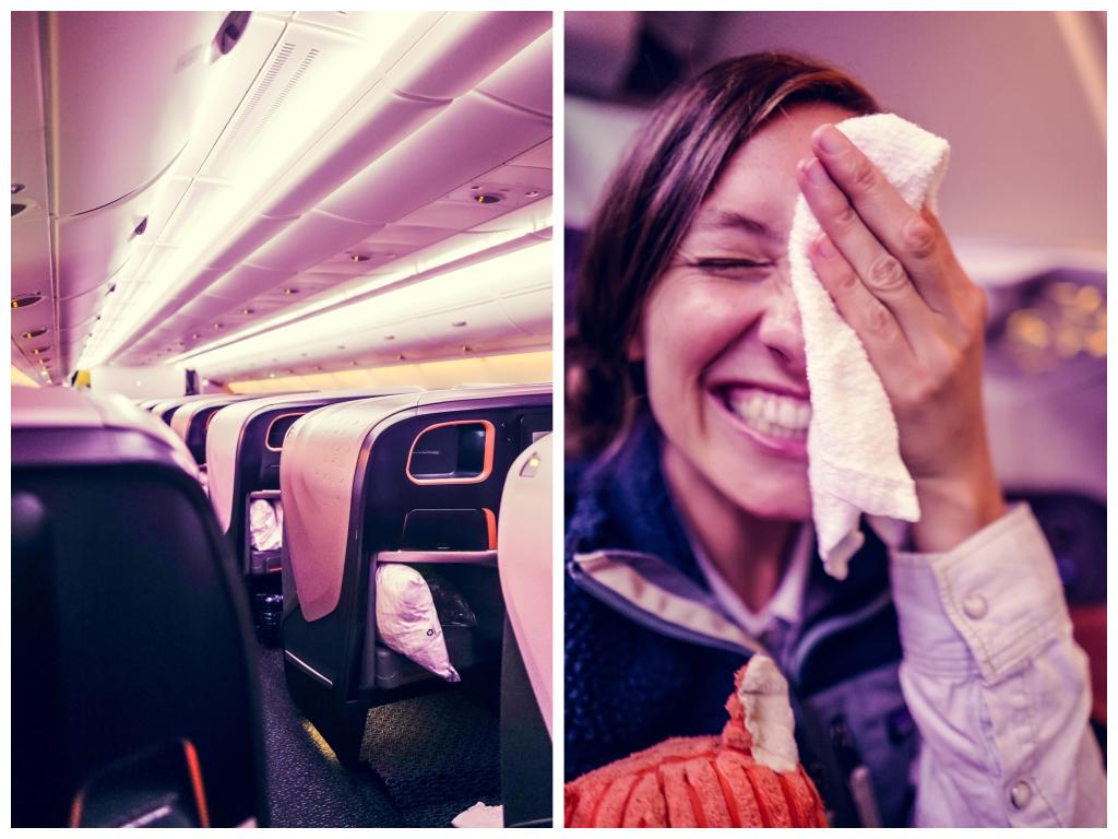 Singapore Airlines Nachhaltigkeit