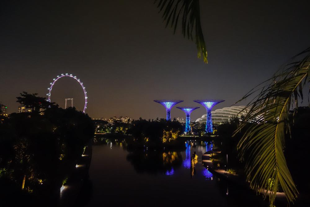 Singapur Weltreise Australien Indonesien Backpacker
