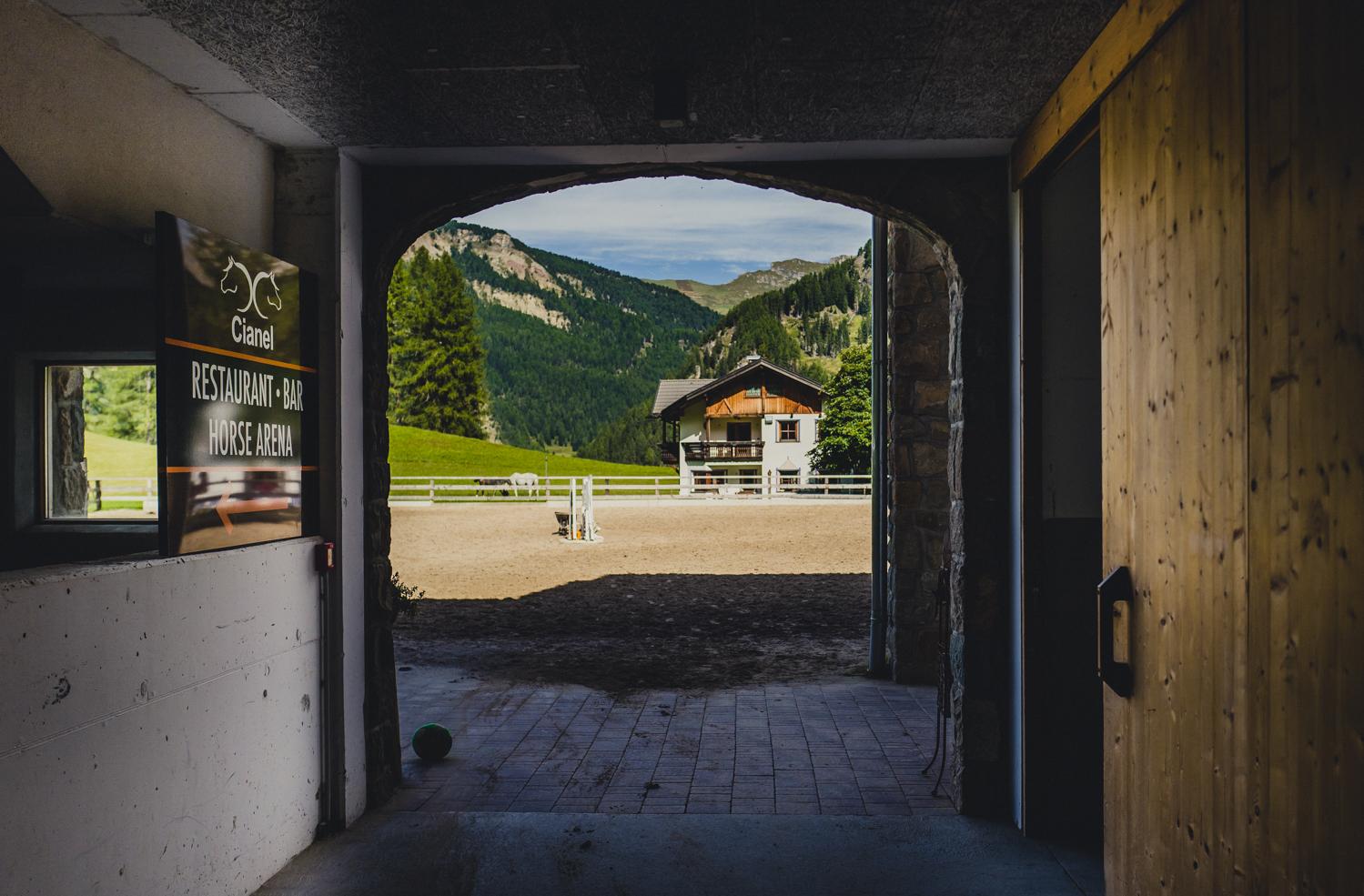 Reiterhof Pozzamanigoni in Wolkenstein